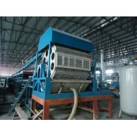 Buy cheap Roller Type Pulp Molding Machine Semi-automatic Paper Egg Tray Machine from wholesalers