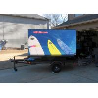 Buy cheap SMD 3 In 1 Outdoor Full Color LED Display For Advertising / Meeting Room from wholesalers
