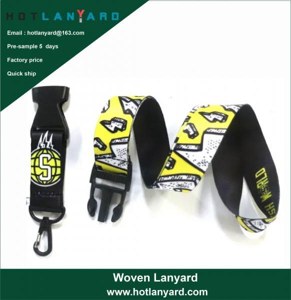 Quality Design Your Own Dye Sublimation Children Sports Lanyard No Minimum Wholesale Custom Sublimation Printed Bottle Opener L for sale