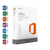 Buy cheap DirectX 10 Office 2016 Product Key Card , OEM Retail Version Microsoft Office 2016 Pro Download product