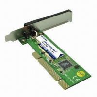Buy cheap Wireless LAN Card with Lower Power Consumption, Easy to Install and Configure from wholesalers
