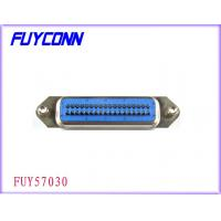Wholesale 36 Pin Solder Plug Centronic Parallel Port Connector with Hex Head Screws Certified UL from china suppliers