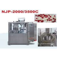 Buy cheap Pharmaceutical Larger Productivity Hard Gelatin Capsule Filling Machine from wholesalers