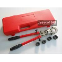 Buy cheap CW-1632 manual hand type pex pipe crimping tool, for pipe tube crimping 16-32mm, Jeteco Tools brand pipe fitting tool from wholesalers