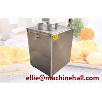 Buy cheap Potato Chips Cutting Machine|Potato Chips Making Machine Manufacturer from wholesalers