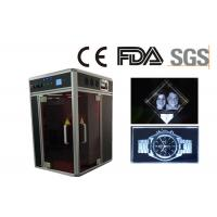 Buy cheap Entry Level 3D Laser Engraving Machine for Personlized 3D Crystal Gifts from wholesalers
