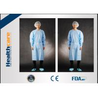 Buy cheap SMS Disposable Surgical Gowns Medical Garments For Surgery Operating S-5XL from wholesalers