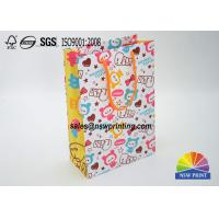 Wholesale Matt Laminated Full Color Printintg Cartoon Custom Paper Shopping Bags from china suppliers