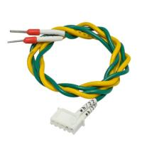Buy cheap Half Stripping Stereo Wiring Harness 2P Twisted Pair Wire For Number Generating Machine from wholesalers