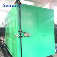 Buy cheap Industrial Gas Fired Steel Substrate Powder Coating Batch Oven from wholesalers
