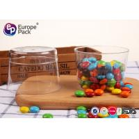 Buy cheap Clear Plastic Dessert Containers 250Ml Round Shape Disposable Dessert Cups from wholesalers