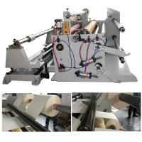1000FQ low adhesive rubber tape slitting machine for max width 1000mm roll Manufactures