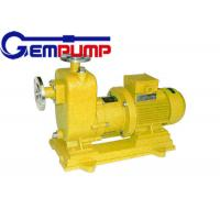 China Electric motor Self Priming Centrifugal Pump for Municipal / Sewage Project , irrigation water pump on sale