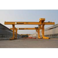Buy cheap L Type Electric Trolley Gantry Crane from wholesalers