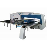 Buy cheap 200KN CNC Turret Punch Press Machine Impact Resistant Siemens Controller from wholesalers