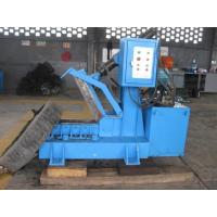 Wholesale Rubber Scrap Tyre Cutting Machine High Purity Environmental Protection from china suppliers