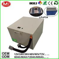 Buy cheap High capacity lithium battery 12v 100ah for kids electric toys from wholesalers