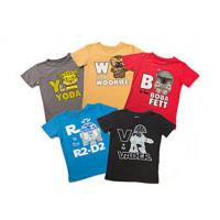 Buy cheap Personalized Children's Style Clothing , Various Colors Soft Material Casual Tee Shirts from wholesalers