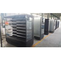 Buy cheap China open display fridge companies Upright Beverage Open Air Refrigerated Display Cases from wholesalers