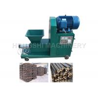 Buy cheap Biomass Charcoal Briquette Machine 50mm Diameter Of Briquette CE Approved from wholesalers