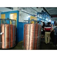 Buy cheap Metal Melting Furnace Continuous Wire Drawing Machine Copper Rod Upward Casting from wholesalers