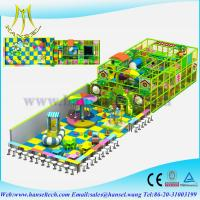 Wholesale Hansel childrens indoor play equipment childrens playhouses infant toddler playground equipmentamusement park from china suppliers