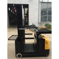 Buy cheap Hydraulic Pump Hand Pallet Truck With Capacity 1500kg Walkie / Stand On Operating Type from wholesalers