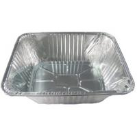 Buy cheap Fastfood Disposable Foil Pizza Pans , Aluminum Foil Steam Table Pans from wholesalers