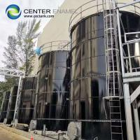 Buy cheap Eco - Friendly Bolted Steel Sewage Storage Tank For Sewage Treatment Plant from wholesalers