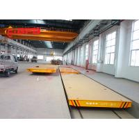 Buy cheap Industrial Battery Powered Railway Carriage Material Handling Equipment from wholesalers
