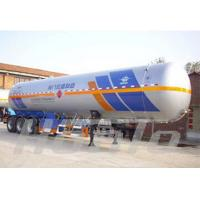 Buy cheap LPG Semitrailer MADE IN CHINA from wholesalers