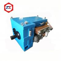 Wholesale SHTD58 Twin Screw Extruder Parts Gearbox In Animal / Fish Food Extruder Machine from china suppliers