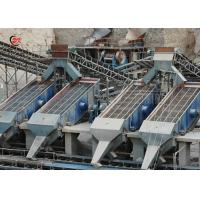 Buy cheap One Deck Ore Dressing Circular Vibratory Sifter Round Vibrating Screen For Coal Preparation from wholesalers