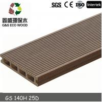 Buy cheap Eco-freindly wood plastic composite/wpc decking/decking/WPC decking Manufacturer from wholesalers