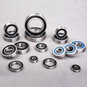 Spindles Angular Contact Ceramic Ball Bearings H7003C-2RZHQ1P4DBA 15 / 25 Degree