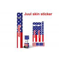Buy cheap Professional custom printed 3M adhesive material Juul skin with 2.5D bump feel as for protection sticker from wholesalers