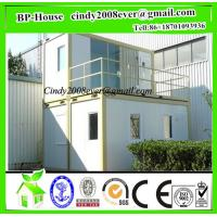 Buy cheap Sandwich Panel Container House for Living China Prefab House Mobile Houses Prefabricated House/Modular Houses from wholesalers