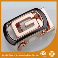 Wholesale Personalized Zinc Alloy Die Casting Automatic Belt Buckle for Leather Belt 35mm from china suppliers