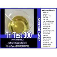 Buy cheap Muti-Blend Injectable Anabolic Steroids Oil Tri Test 300 Tet D /Test I / Test Prop / Test Prop Blend from wholesalers