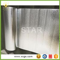Buy cheap Wholesale Thermal Reflective Bubble Foil cheap insulation materials from wholesalers