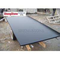 Buy cheap Custom Black Epoxy Resin Worktop For Education Laboratory , Medical Institutions from wholesalers