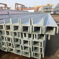Buy cheap Customizable Stainless U Channel , Drywall U Channel 37mm - 104mm Diameter from wholesalers
