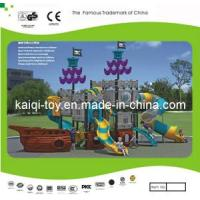 Buy cheap 2012 Latest Pirate Ship Series Outdoor Playground Equipment (KQ10130A) product