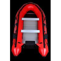 Buy cheap 0.9mm PVC Inflatable Boat With Plywood Floor Or Aluminum Floor from wholesalers