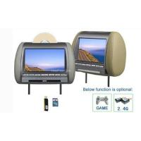 Buy cheap 8.5 inch headrest dvd player with game function from wholesalers