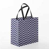 Buy cheap Samll Printed Paper Bags Custom Logo , Paper Gift Bags With Eyelet Paper Handle from wholesalers