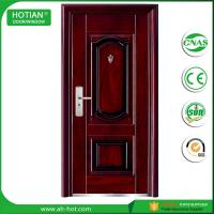 Wholesale Turkey Door Design Security Steel Door for Apartment Main Gate Designs from china suppliers