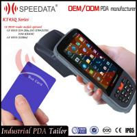 Buy cheap Hand held LF RFID Reader Writer with 125Khz Modules and Symbol Barcode Scanner from wholesalers