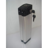 Buy cheap MSDS Rechargeable 36V 10AH E Bike Lithium Battery Pack from wholesalers