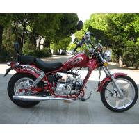 Buy cheap 50cc High Powered Motorcycles With 2 Seats Air Cooled International Gear 4 Speed from wholesalers